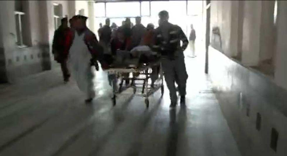 At least 21 dead in 'Taliban' attack on Pakistan university