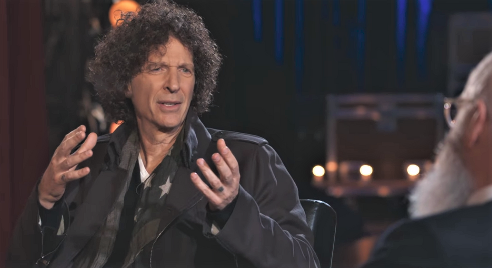 WATCH: David Letterman cringes when Howard Stern describes how Trump would sexualize his own daughter