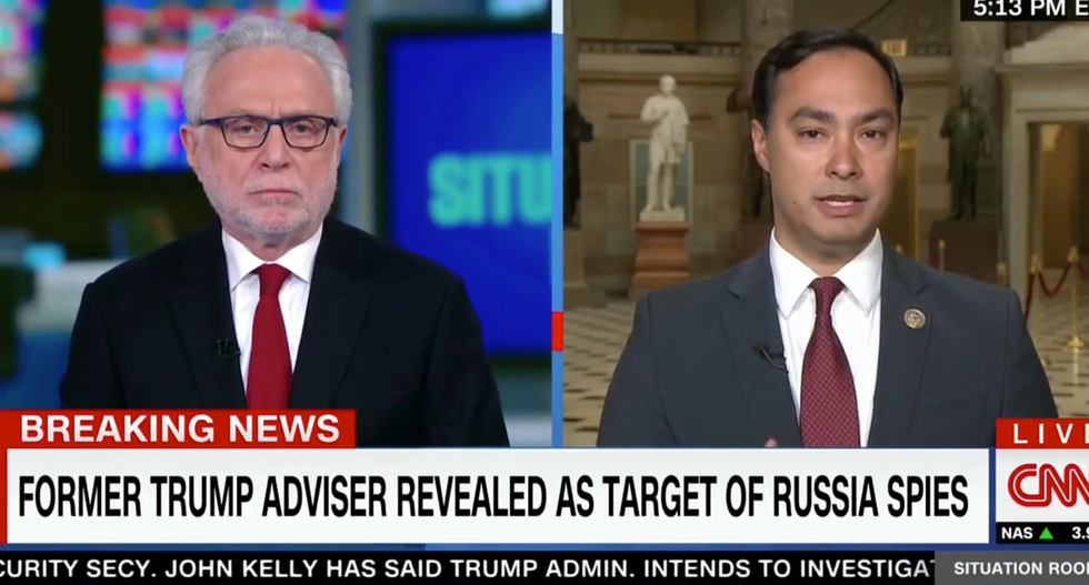 House intel member drops bombshell: Some Trump associates will 'end up in jail' after Russia probe