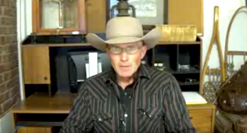 Lavoy Finicum's widow disputes evidence that killing was justified: 'The video provides a setup assassination'