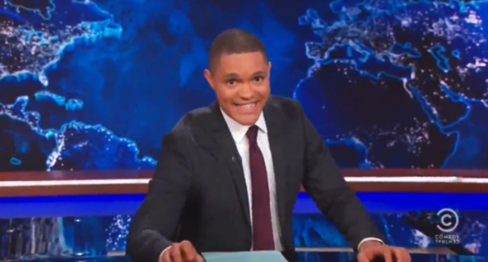 He 'cheated on two wives': Trevor Noah ridicules Newt Gingrich's hypocritical attack on Megyn Kelly