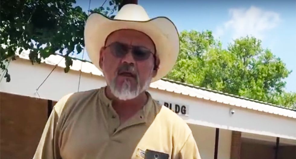 'This isn't Pakistan, b*tch': Texas driver cuts off foreign student and launches vicious 'terrorist motherf*cker' rant