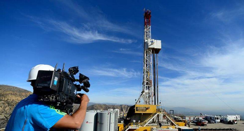 Calif. regulators scrap plan to burn off methane leaking from Los Angeles facility