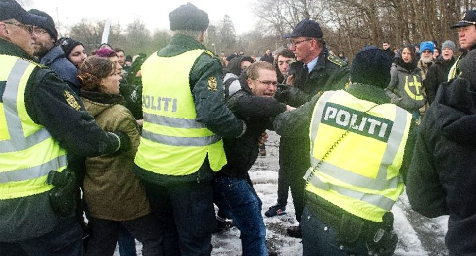 Denmark moves ahead with drastic bill to curb the rights of asylum seekers