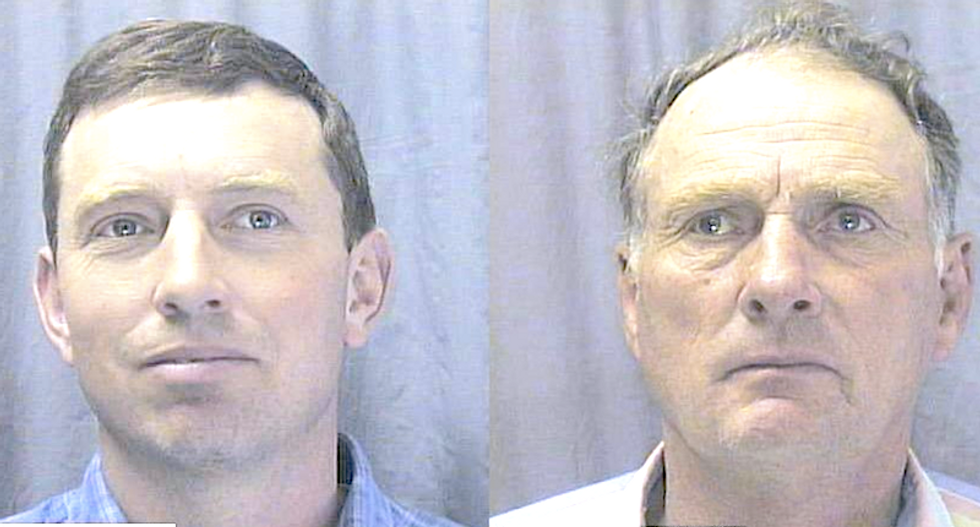 Oregon ranchers who sparked standoff threatened to wrap official's son in barbed wire and drown him