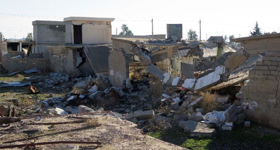 Kurds destroyed 'thousands' of Arab homes in Iraq: Amnesty