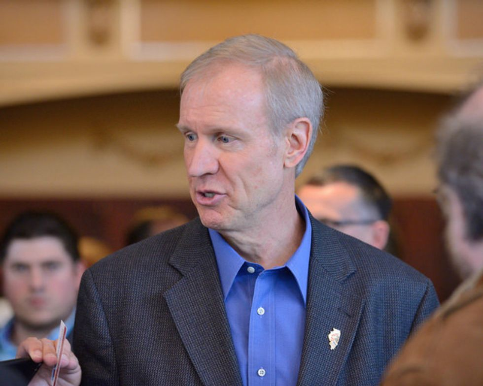 How Illinois' millionaire GOP governor plans to bust Chicago's largest teacher union
