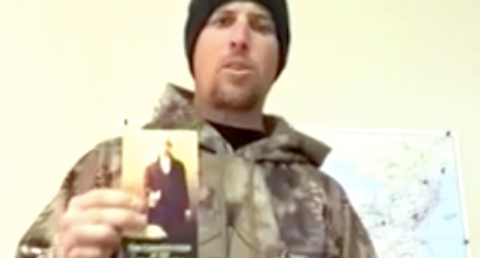 This Mormon pseudo-historian is why the Oregon militants are so confused about the Constitution