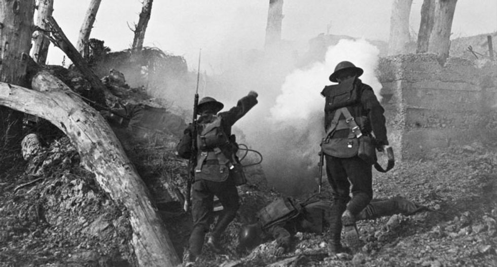 100 years after the US got involved in World War 1 -- it's time to acknowledge why