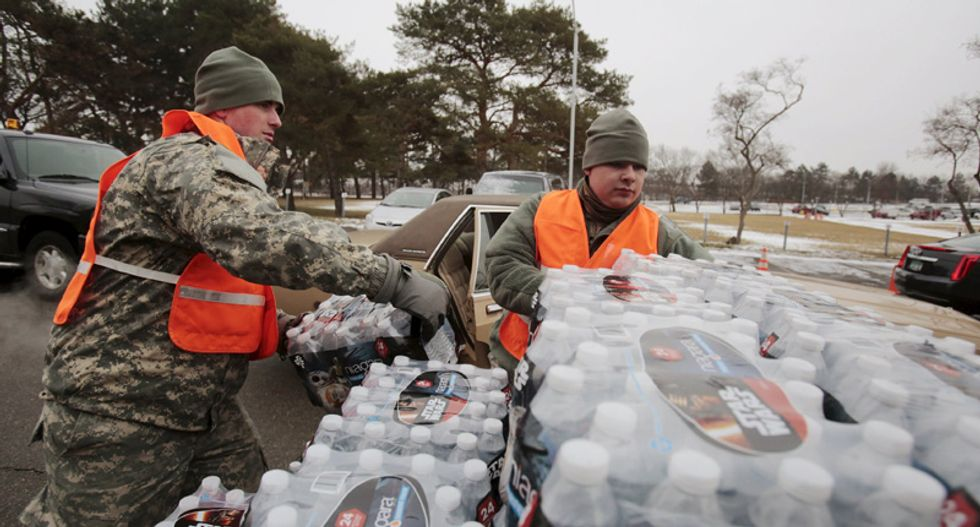 Former Wayne County prosecutor to lead investigation into Flint water crisis
