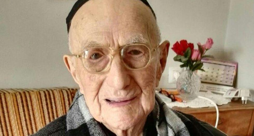 Israeli Holocaust survivor could be world's oldest living man: Guinness