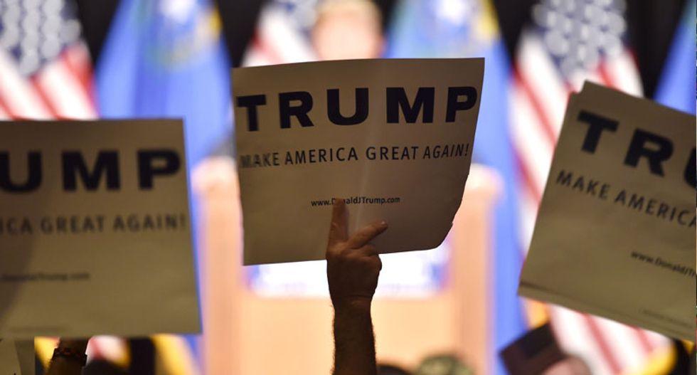 'Against Trump' editorial triggers political fire storm -- but Trump insists 'nobody cares'