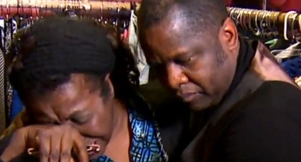 White man leaves KKK robe at consignment store owned by black Seattle-area woman