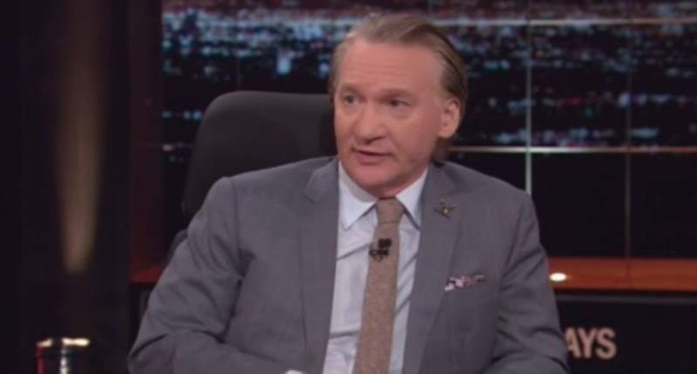 Bill Maher rips 'morally sloppy' Sarah Palin's rant blaming son's assault charge on Obama