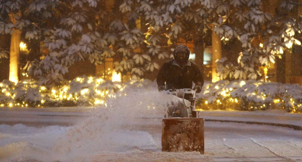 Blizzard paralyzes East Coast affecting over 85 million people