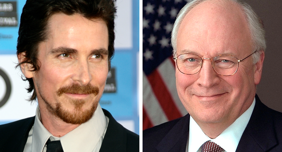 American Psycho II: Christian Bale in talks to play Dick Cheney in biopic