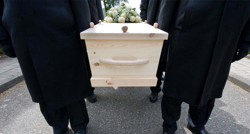 Texas family sues over body that went missing from casket