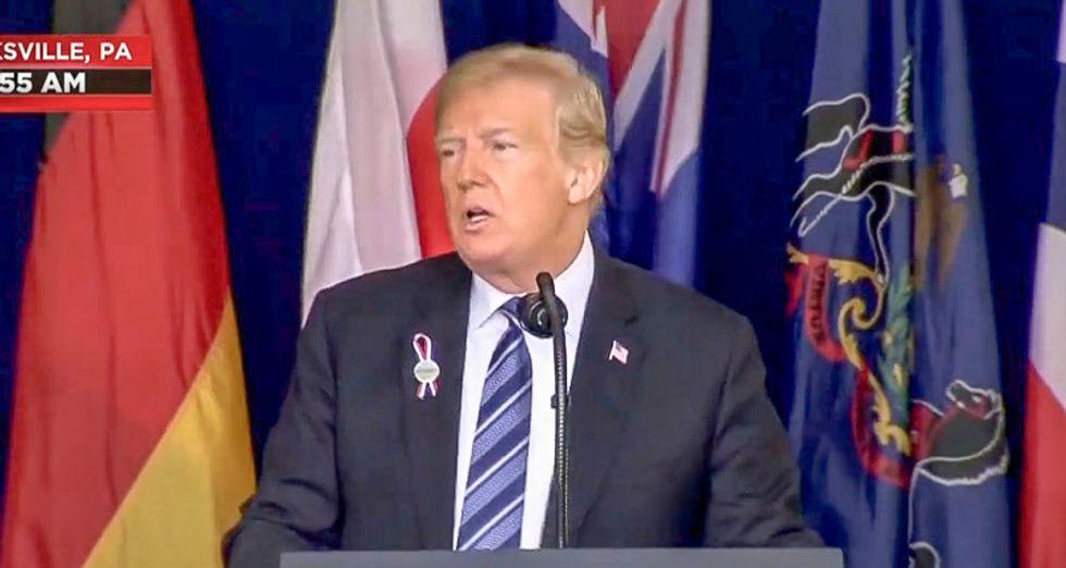 REVEALED: Mueller-bashing Democratic strategist Mark Penn was on Trump's payroll