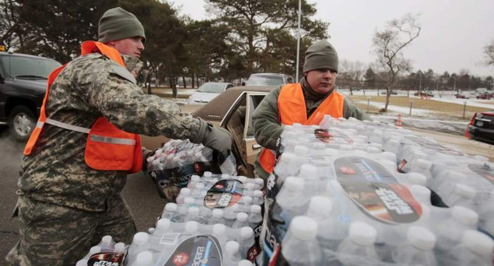 House committee set to call on Rick Snyder to testify about Flint water crisis