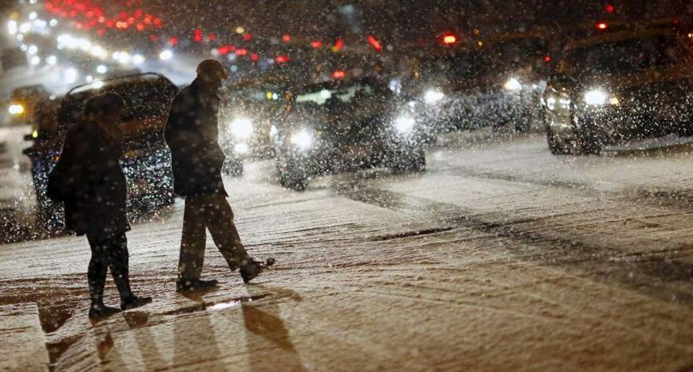 Thousands of flights canceled as East Coast braces for massive snowstorm