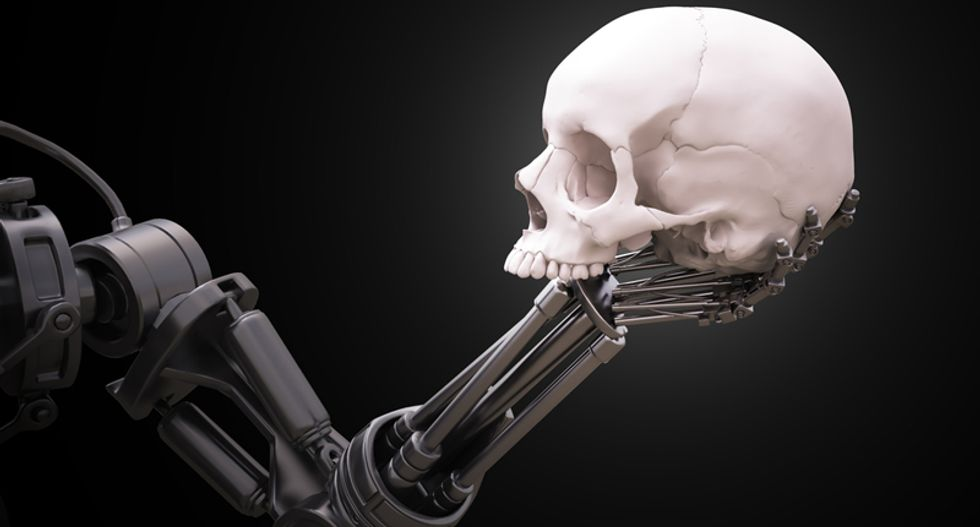Rise of the robots: Could 'thinking machines' destroy jobs and increase income inequality?