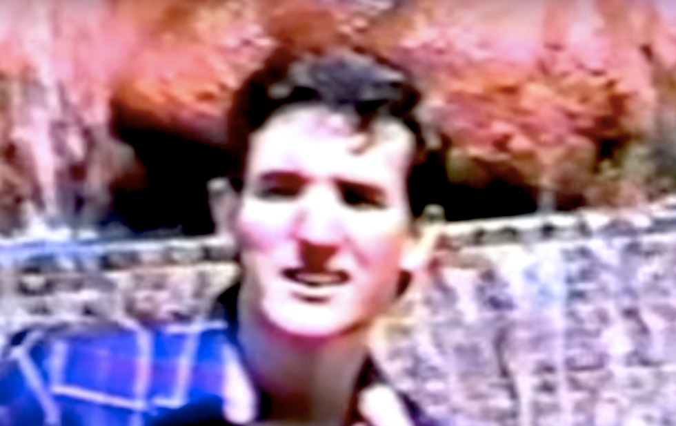 Video surfaces showing Ted Cruz was irritating and horrible even at age 18