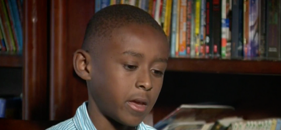 'What have I done?' 12-year-old black boy gives chilling account of ongoing racist abuse he suffers at school