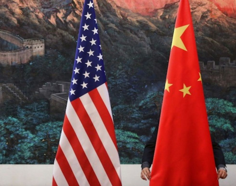 US staffer suffers brain injury after 'sound' incident in China