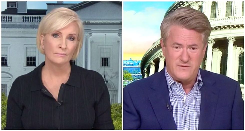 'This is about Brett Kavanaugh': MSNBC's Morning Joe bust GOP lawmakers attacking women's rights state by state