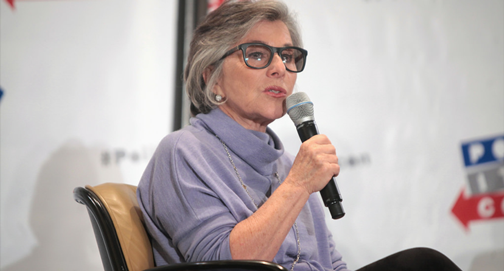 Former Democratic Sen. Barbara Boxer stands with Trump: 'What the Syrians did was unforgivable'