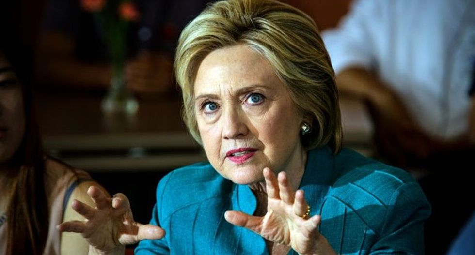 Clinton to release 2015 tax returns within days to pressure Trump: reports