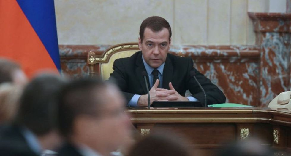 Russian prime minister: US strike on Syria 'one step away from military clashes with Russia'