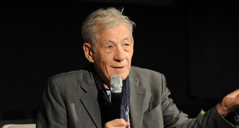 Actor Ian McKellen just added his voice to the #OscarsSoWhite backlash
