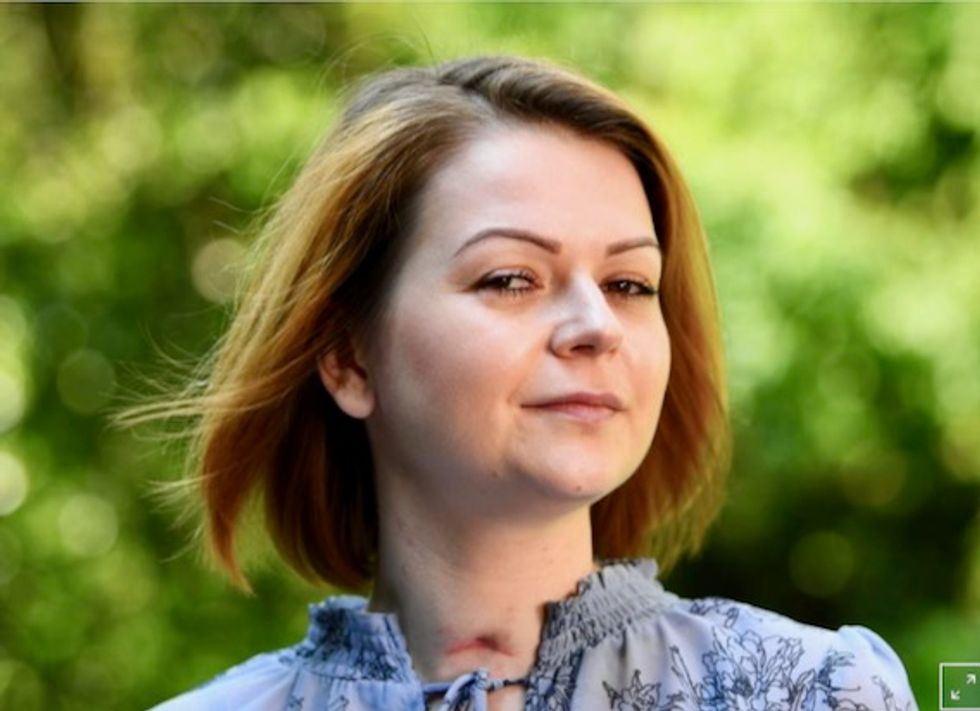 Yulia Skripal: Attempted assassination turned my world upside down