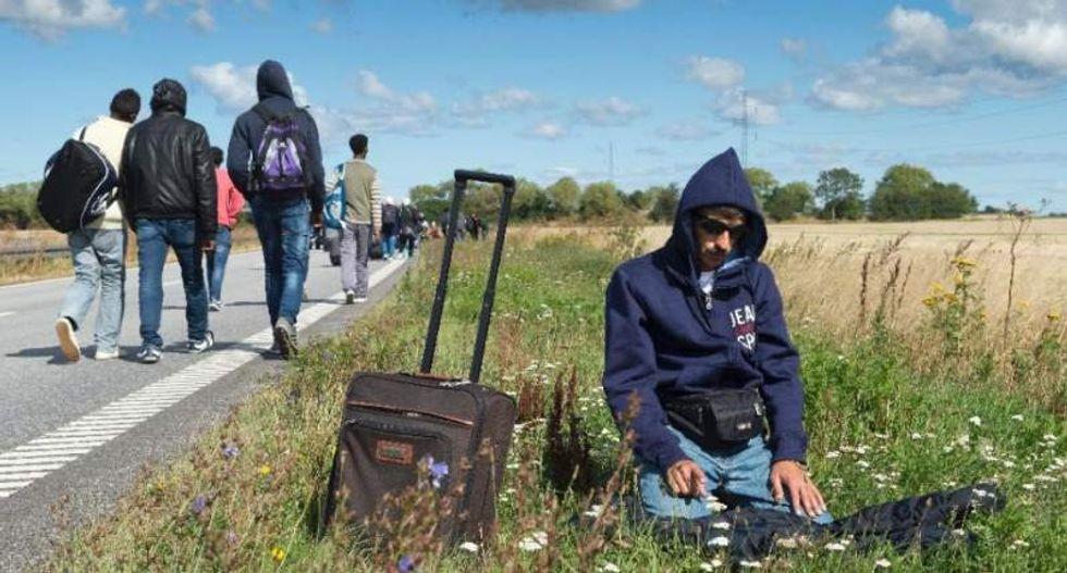 Sweden planning to expel up to 80,000 immigrants seeking asylum