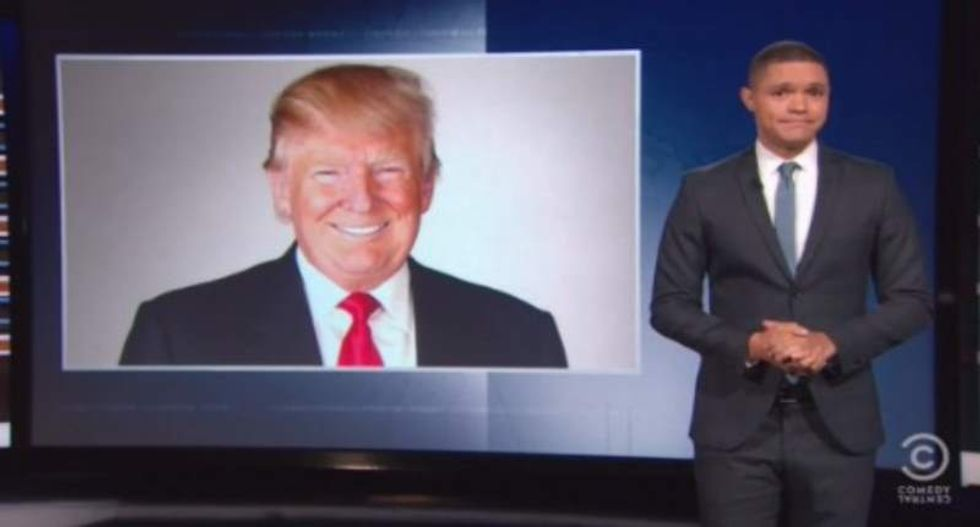 Trevor Noah: Trump's stab for attention by ditching debate worked -- but he's still an 'a*shole'