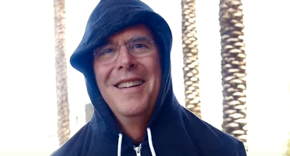 Here's how Jeb Bush turned $100 million into single-digit support