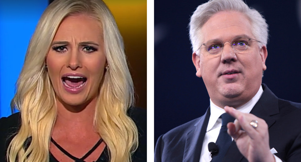 Tomi Lahren sues Glenn Beck and 'The Blaze' for wrongful termination after pro-choice comments