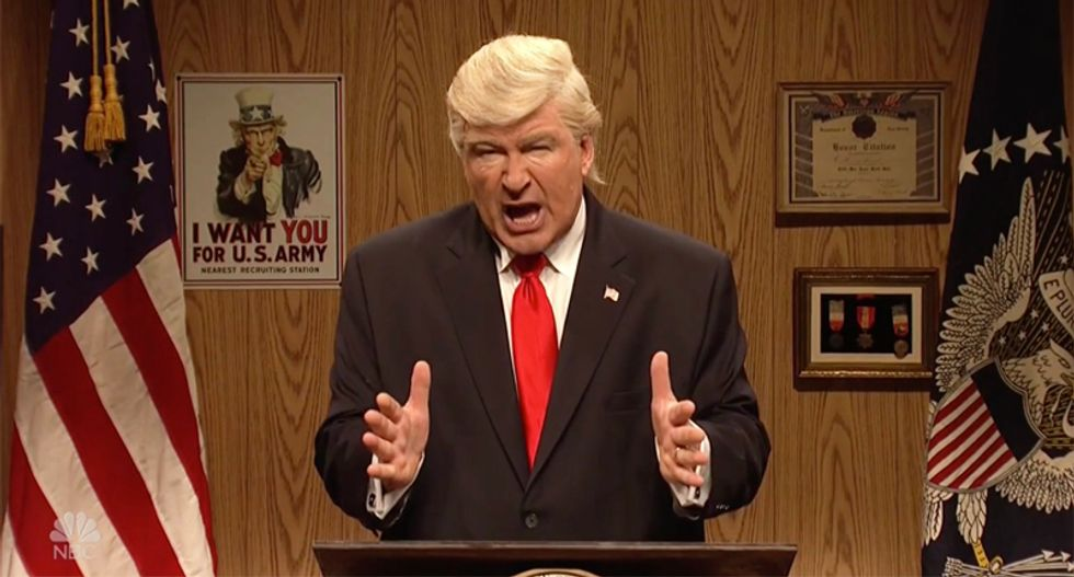 Alec Baldwin confirms he will return to 'SNL' as Trump: report