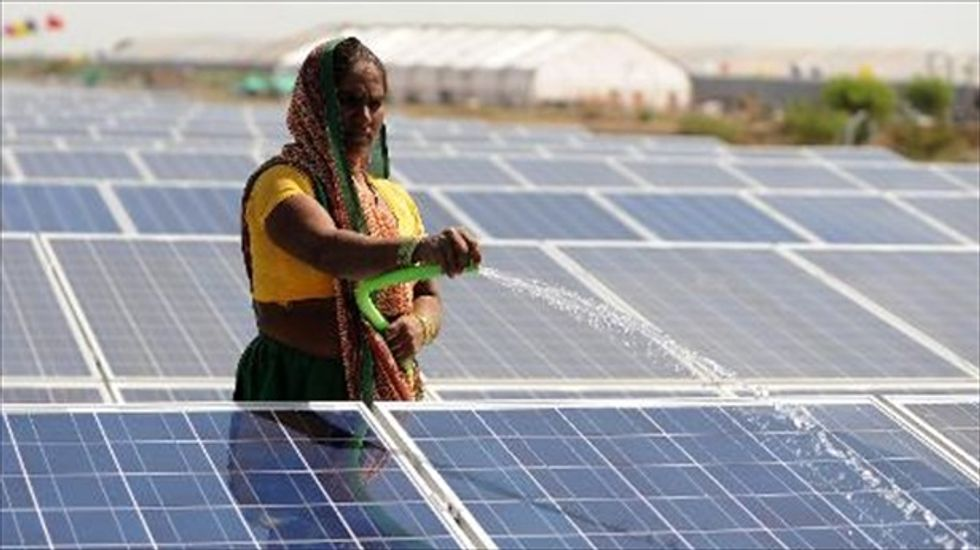 U.S. asks World Trade Org. to investigate solar power industry flap with India