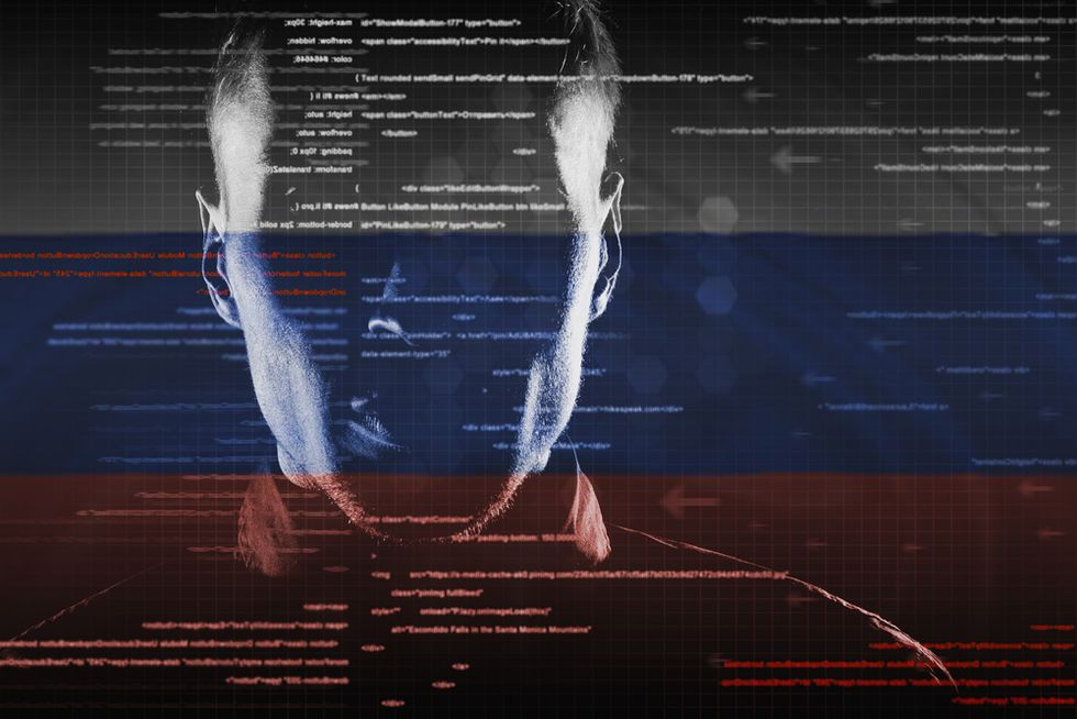 Cybersecurity expert: Russia's info war treats your brain as 'the most exploitable device on the planet'
