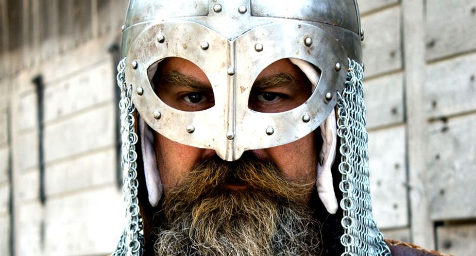 Did the Vikings use crystal 'sunstones' to find their way to America?