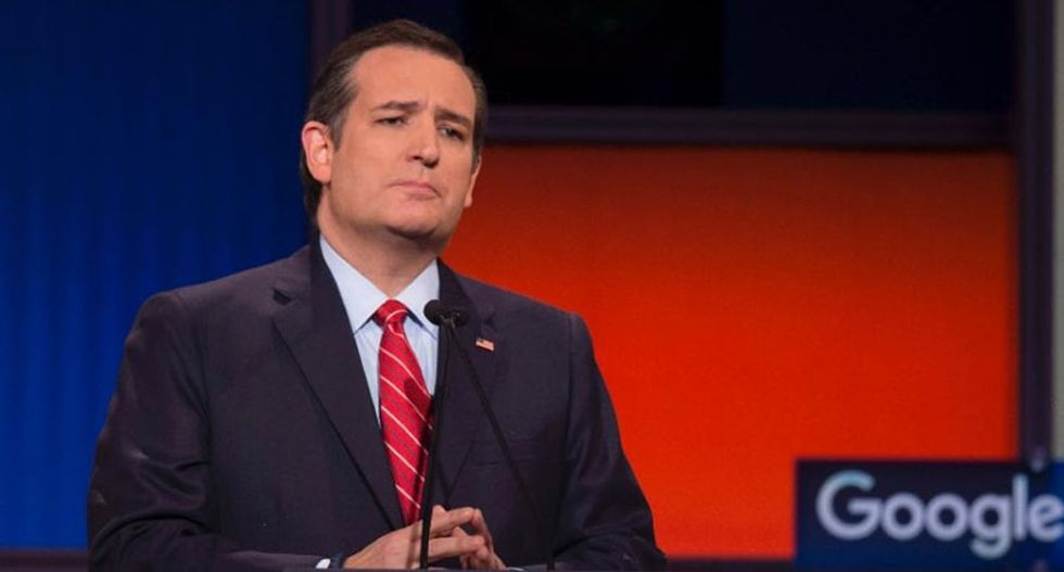 The politics of resentment and victimization was on full display at the GOP debate
