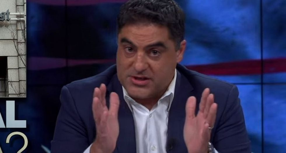 Cenk Uygur absolutely destroys the Washington Post's anti-Sanders editorial with this amazing rant