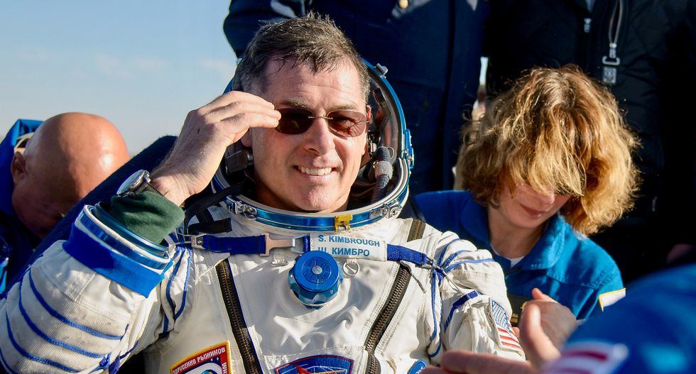 US, Russian crew lands after six-month stay on space station