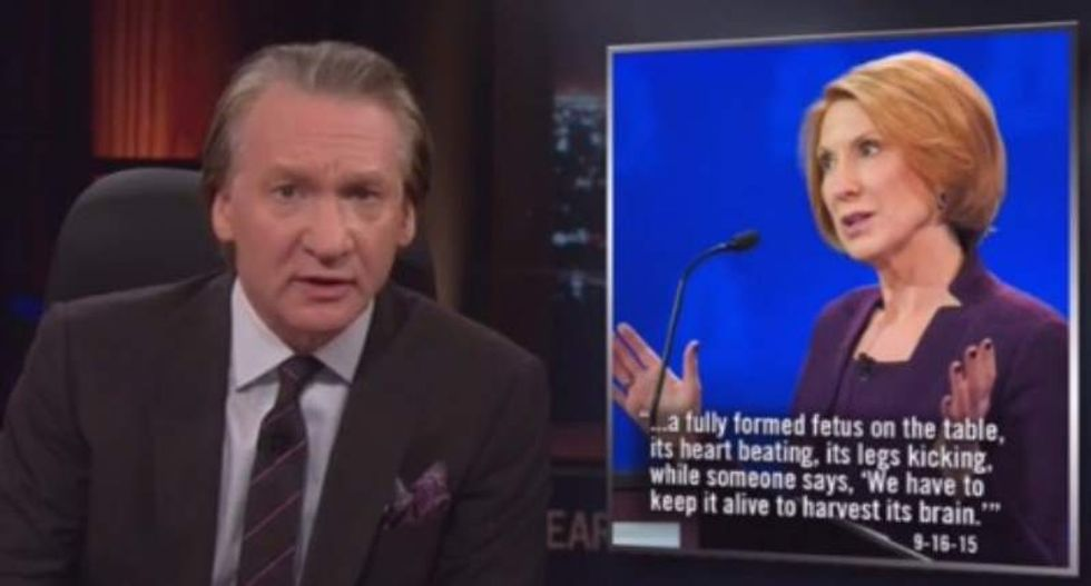 Bill Maher: Republicans have gone way beyond 'zombie lies' to 'just making sh*t up'