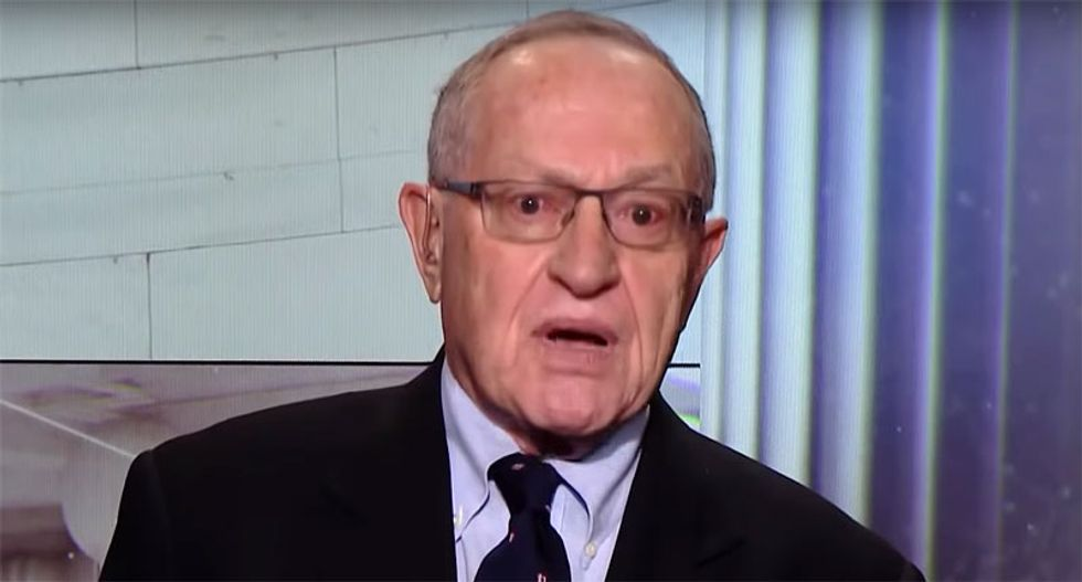 Former friends of Alan Dershowitz destroy his complaints about being 'shunned' in Martha's Vineyard