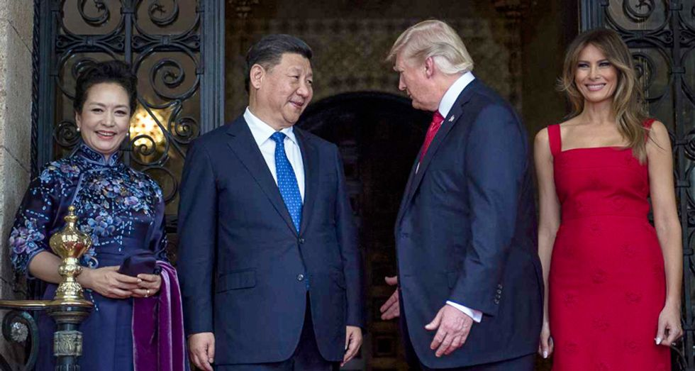 China mocks Trump missile strike after Xi leaves US: 'A weakened politician who needed to flex his muscles'