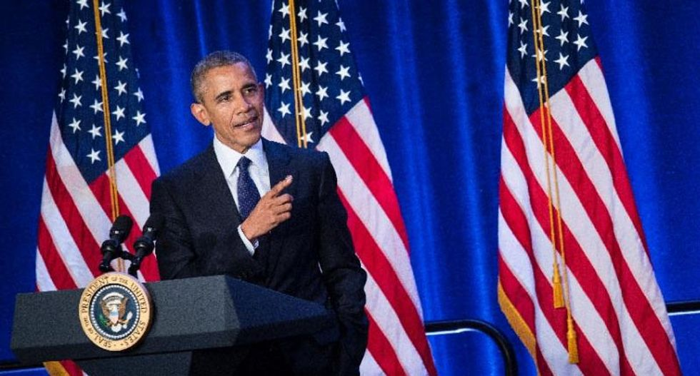 Obama vows to counter Islamic State in Libya