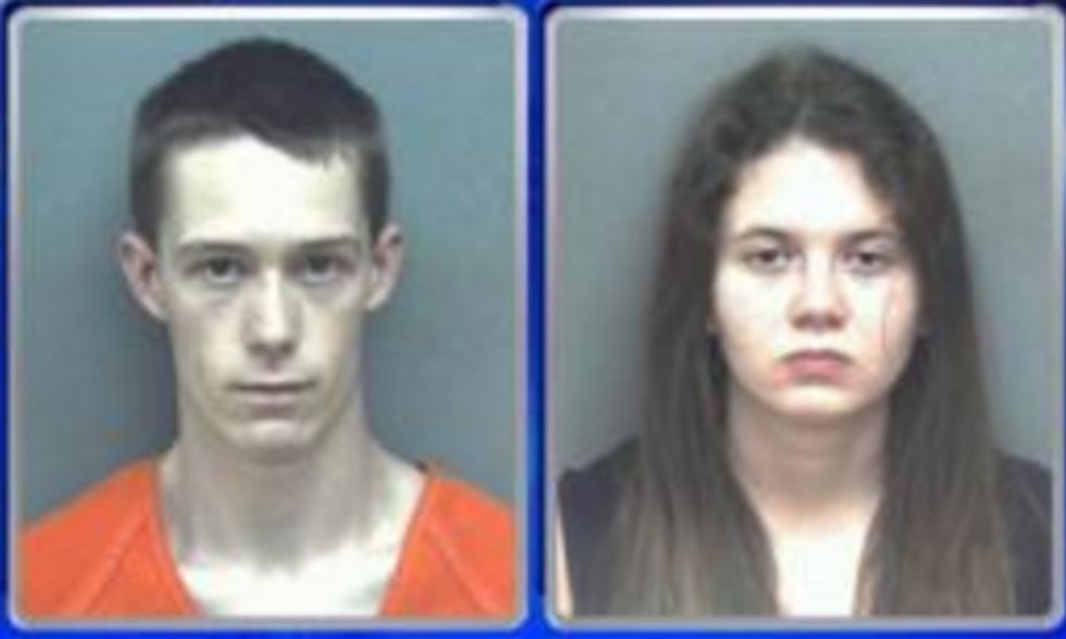 Two Virginia Tech students charged in death of 13-year-old girl